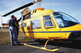 Civilian Helicopter Training