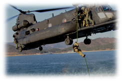 Special Operations Helicopter Training