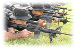 Tactical Training Centers (TTC)